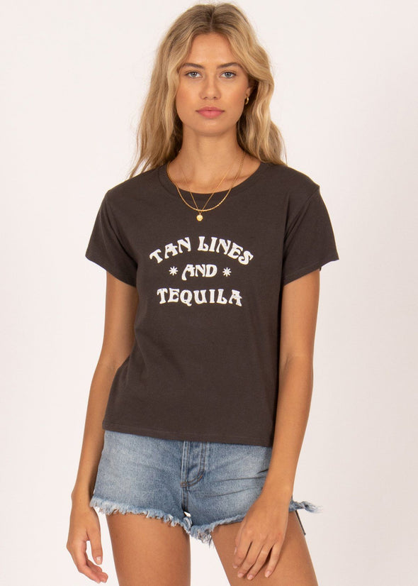 Tan Lines & Tequila Tee