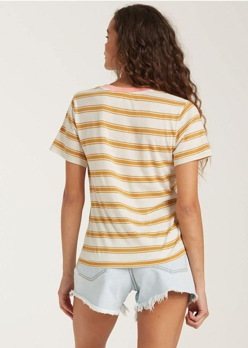 New Soul Babe Tee - Wild Honey
