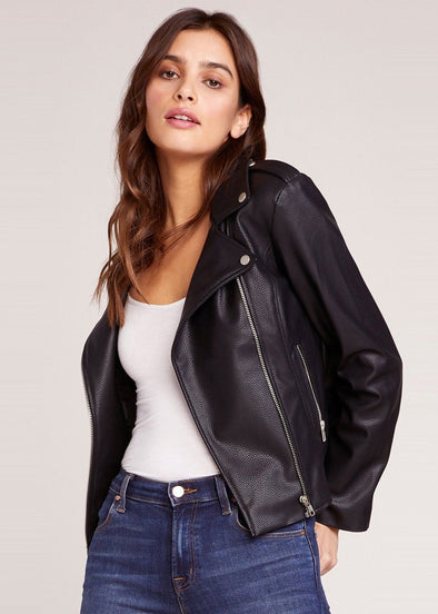 Beverly Thrills Vegan Leather Moto