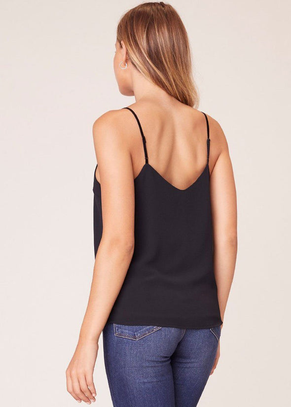 Crazy Little Thing Tank - Black