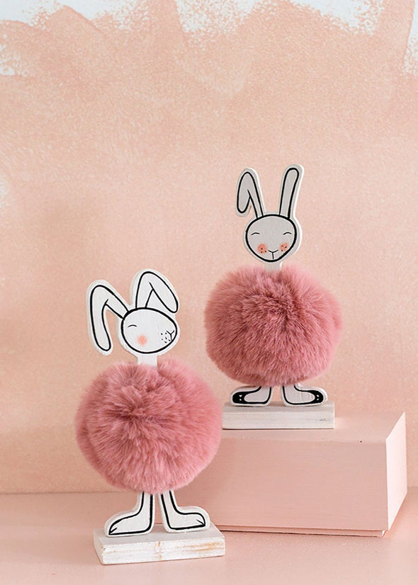 Tutu Bunny Figurine - Ears Down