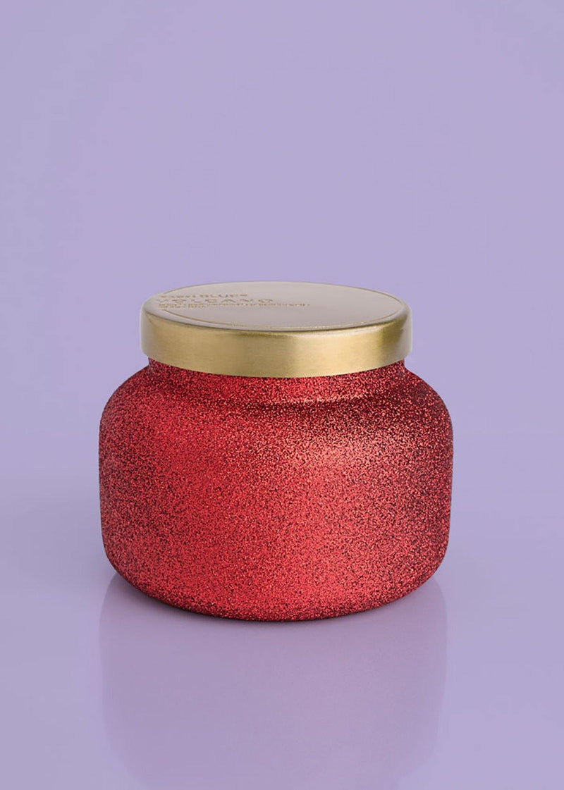 Red Volcano Glam Signature Jar - 19oz