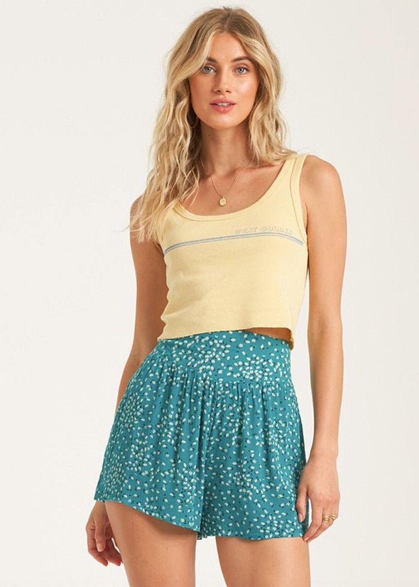 Wave Walk Short - Sage Green