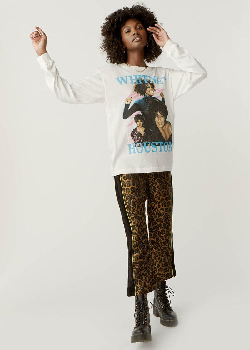 Whitney Houston Dance With Somebody Long Sleeve