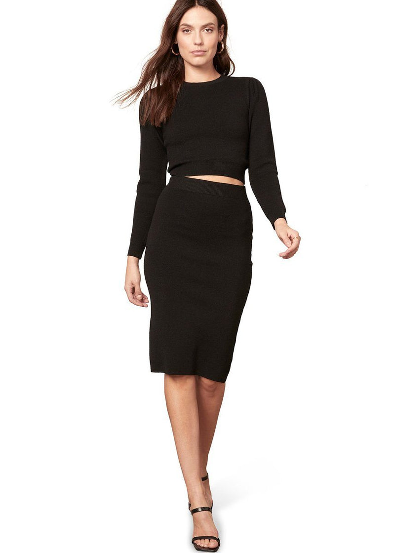 On Cloud Wine Skirt - Black