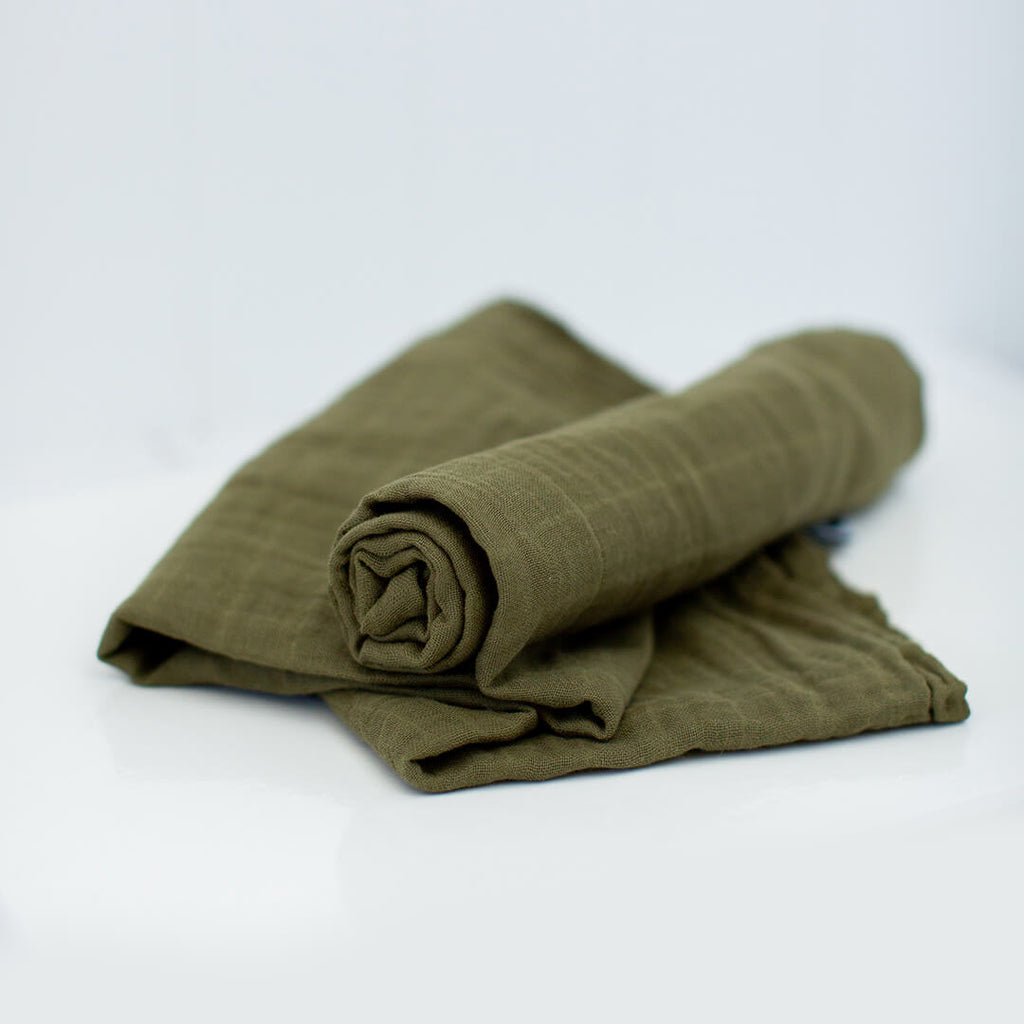 Muslin Baby Wrap - 100% Cotton