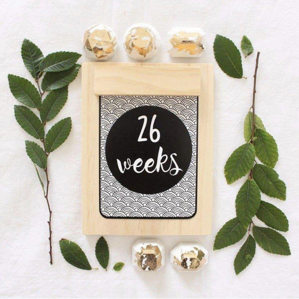 Milestone Cards Bundle - Pregnancy & Baby