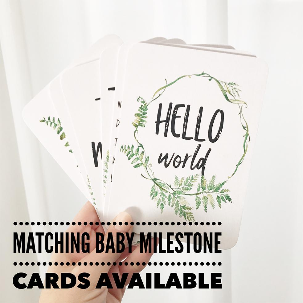 Wishes for Baby - Baby Shower Activity Cards-Vanda Baby