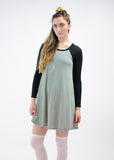 Elbow Patch Dress