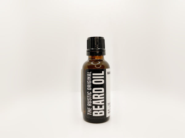 The Rustic Original Beard Oil