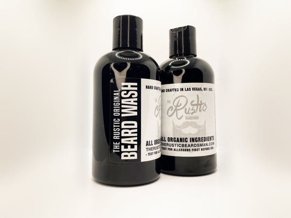 Beard Wash: The Rustic Original Blend