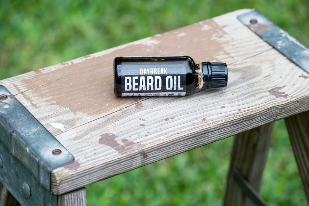 Rustic Beardsman Beard Oil Daybreak