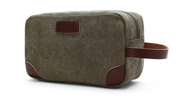 "Beard Bag | Classic ""Dopp"" Kit"