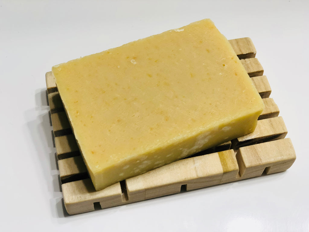 Tea Tree Goats Milk Soap Bar