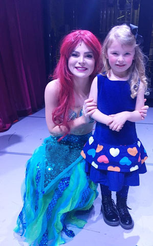 Little Mermaid and the Little Oobi :)