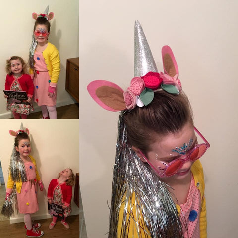 Book Week Costumes and Magical Inspiration… The Joy of Reading and Creating - The Happiness Blog | Oobi Girls Kid Fashion