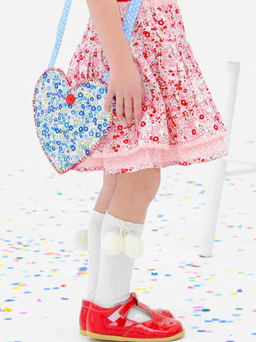 Sweet Little Handbags in Assorted Prints - The Happiness Blog | Oobi Girls Kid Fashion