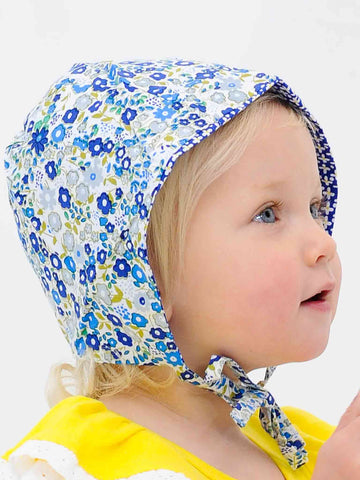 Bonnets in Assorted Prints - One Size - The Happiness Blog | Oobi Girls Kid Fashion