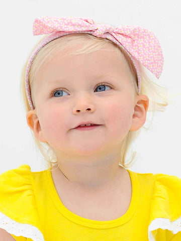 Bow Headbands - The Happiness Blog | Oobi Girls Kid Fashion