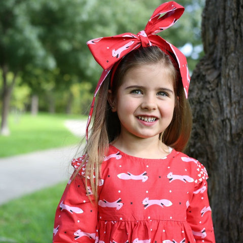 Foxy In The Park - The Happiness Blog | Oobi Girls Kid Fashion