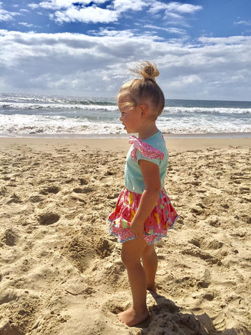 Photos We Love... Starting 2017 Off With A Bang - The Happiness Blog | Oobi Girls Kid Fashion