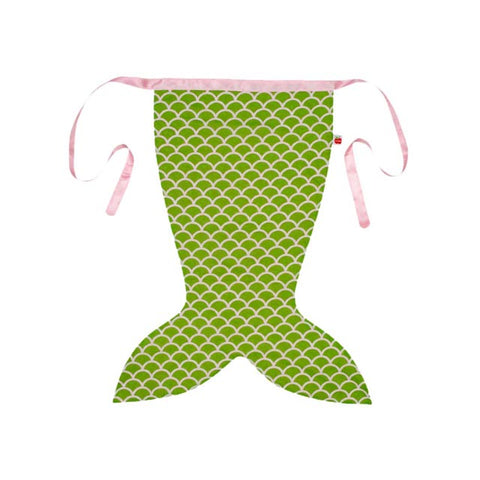 Mermaid Tail S/M and M/L (suits ages 2-4 and 5-8). Front shown. - The Happiness Blog | Oobi Girls Kid Fashion
