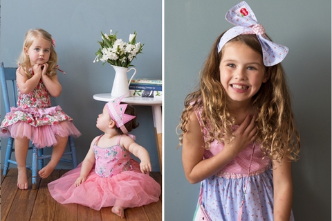 Fathers Day at Oobi - Daddy's Little Girl - The Happiness Blog | Oobi Girls Kid Fashion