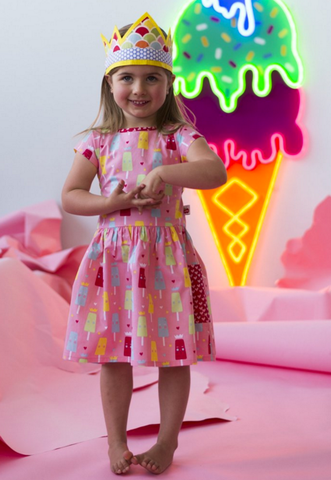 "Oobi ""Princess Ice Cream"" Launch Party - The Happiness Blog 