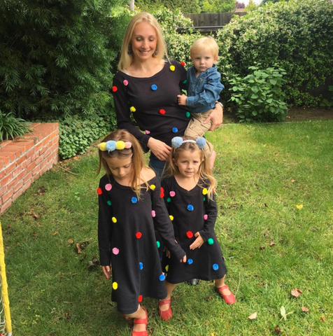 Oobi all Over (Spotted!) - The Happiness Blog | Oobi Girls Kid Fashion