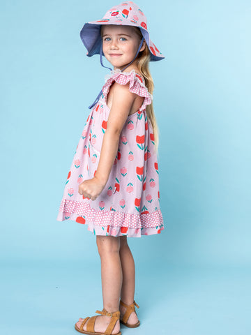 Bridgette Hat and Holly Dress