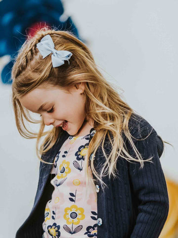 Maxine Cardigan Navy for Girls