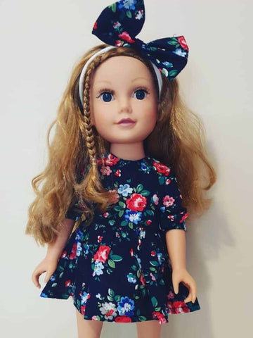 Journey dolls dress