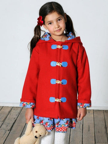 Paddington Woollen Coat