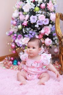 Christmas outfit for baby