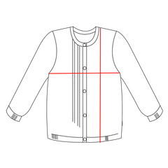 cardigan diagram