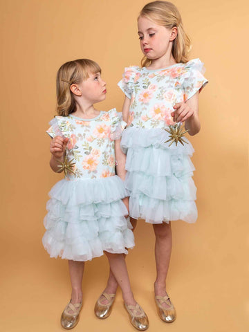 Party dress for tweens