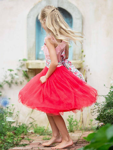 Tulle Christmas Dress