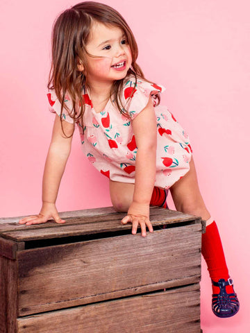 Minnie Romper