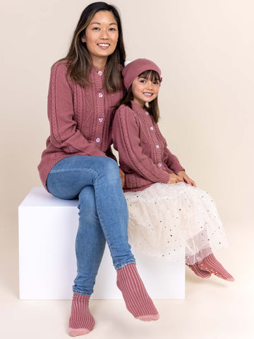 Mum and me knitwear