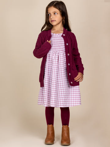 Girls winter clothes