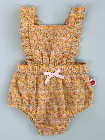 Honey wattle romper
