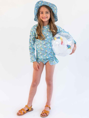 Cockatoo Swim Set