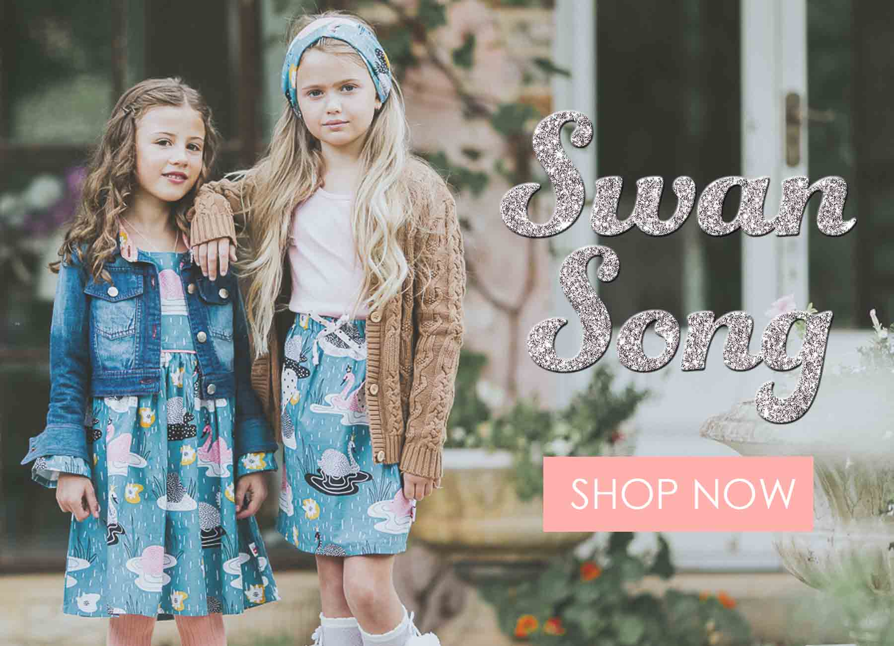 62be8cda8 Girls Clothes - Unique   Beautiful Clothing for Girls to 12 Years