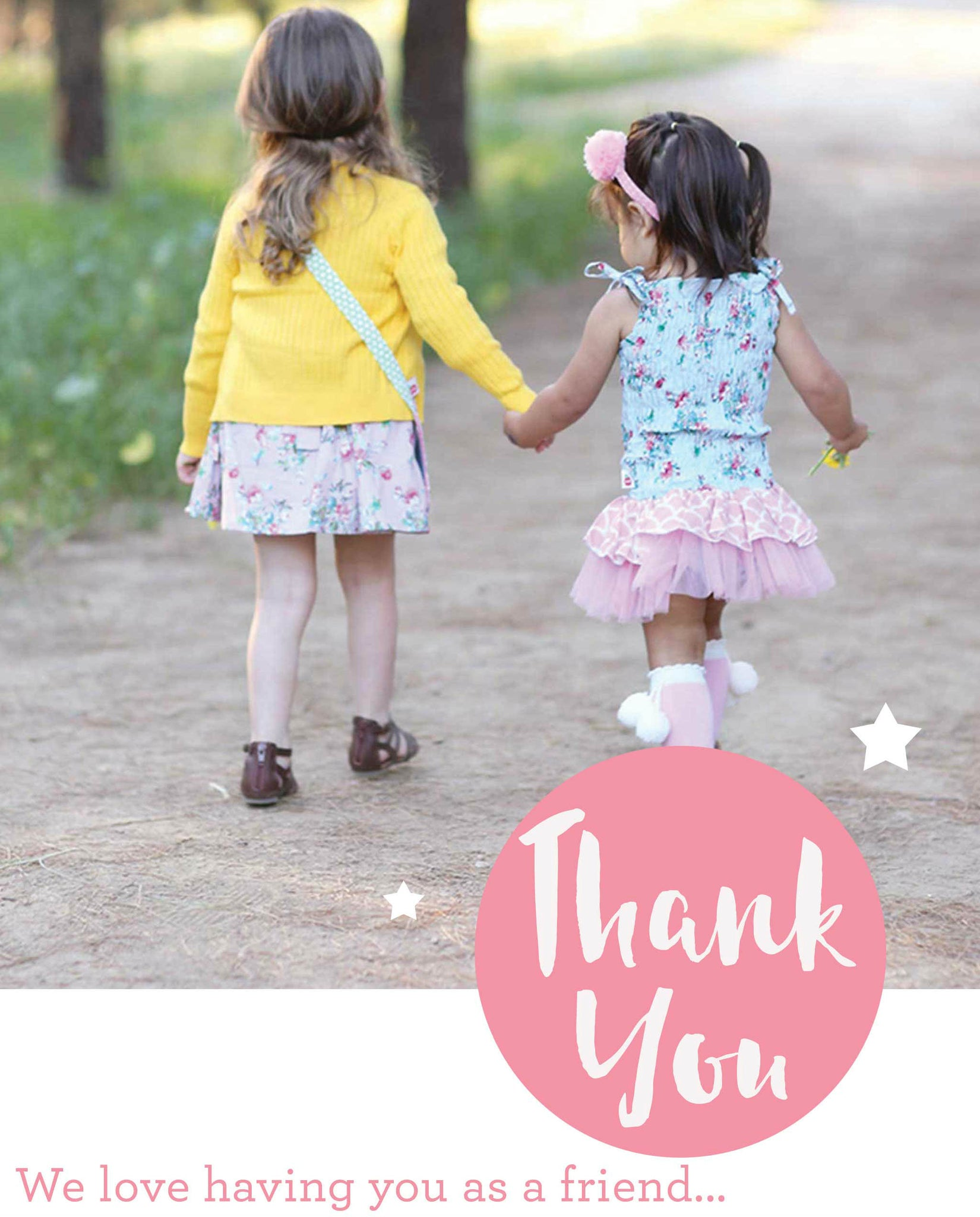 Thanks For Signing Up To Oobi Mail | Oobi Girls Kid Fashion