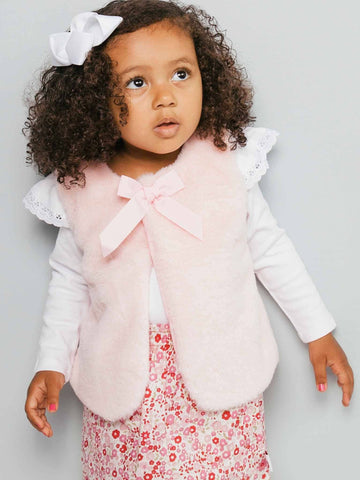 Little Girls Vest