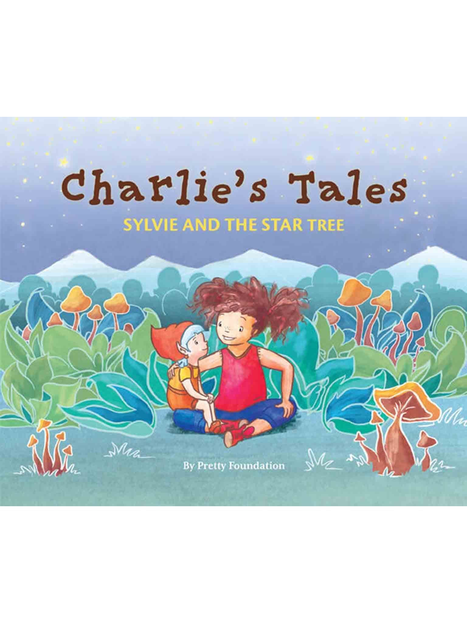 Charlie's Tales Sylvie and the Star Tree, Books - Oobi Girls Kid Fashion