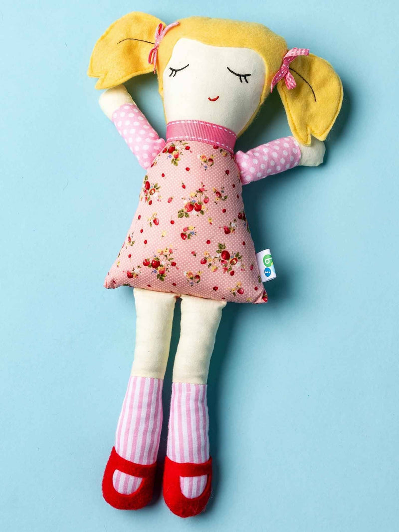 Vintage Dolly - Eve, Gift - Oobi Girls Kid Fashion
