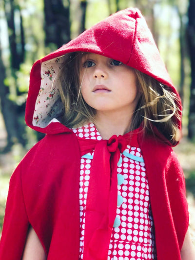 Red Riding Hood By Oobi Girls Kid Fashion