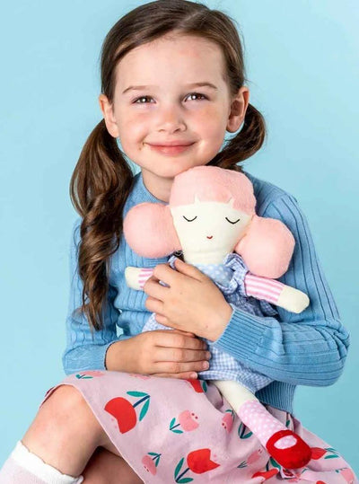 Vintage Dolly - Elle, Gift - Oobi Girls Kid Fashion