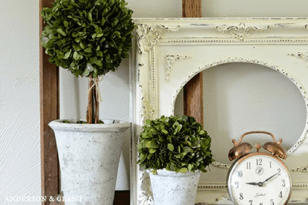 12 Fabulously Thrifty Decor Ideas